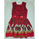 Sukienka dziewczęca krakowska