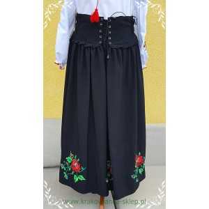 Spódnica Folkowa haftowana nr3